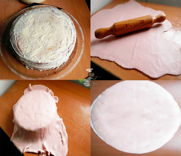 how to make nigerian fondant