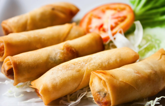 how to make nigerian spring roll