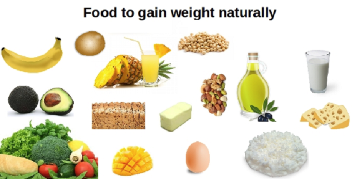 best nigerian foods for weight gain