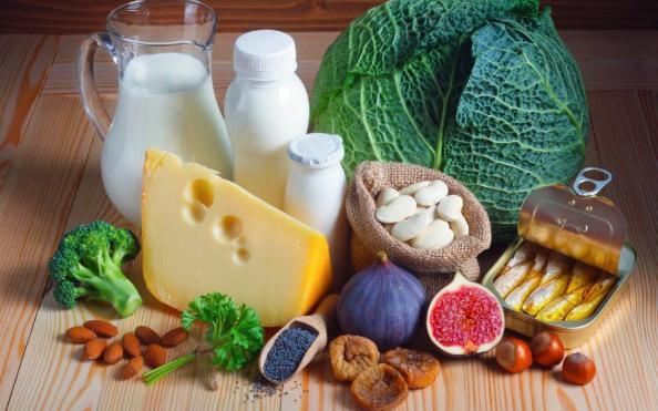 nigerian foods that are rich in calcium