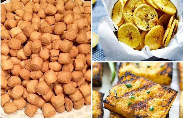 healthy snacks in nigeria