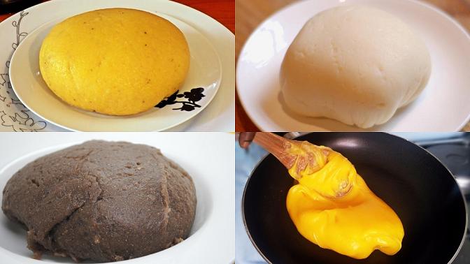 starchy nigerian foods